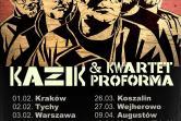 Kazik Staszewski z Kwartetem ProForma