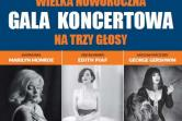 Wielka Noworoczna Gala Koncertowa - Kraków