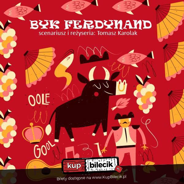 Byk Ferdynand - hiszpańska bajka dla dzieci