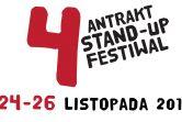 Konkurs Stand up 4 Antrakt Stand up Festiwal - Warszawa