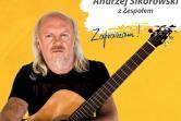 Andrzej Sikorowski z zespołem - Warszawa