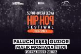 Sopot Hip Hop Festiwal: Paluch, Kękę, Guzior, Malik Montana, Tede - Sopot