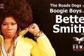 The Road Dogs, Boogie Boys, Bette Smith | 25 lat Sowy - Olsztyn