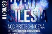 Festiwal Pirotechniczny PyroSilesia 2018 - Katowice