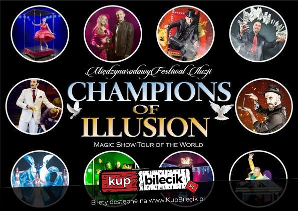 Międzynarodowy Festiwal Iluzjonistów Champions of Illusion @ ul. Nowy Świat 4