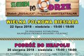 Podróż do Neapolu - Muzyczny Rejs Statkiem po Odrze - Wrocław