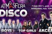 Disco ATMASFERA  - Warszawa