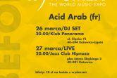 Acid Arab - Katowice