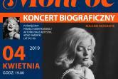 Muzyczne widowisko biograficzne. Sandra Mika, Big Band Krak, Kwartet Smyczkowy Bonjour.
