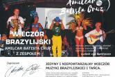 Wieczór Brazylijski Amilcar Batista Cruz - Warszawa