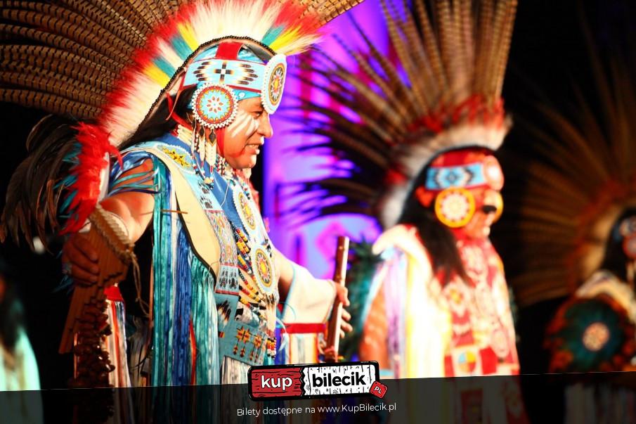 """""""EL DORADO"""" przedstawia najbardziej jaskrawe muzyczne dziedzictwo indian Ameryki Południowej i Ameryki Północnej!"""