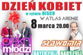 Dzień Kobiet w rytmie DISCO - Łódź