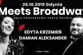 Edyta Krzemień, Damian Aleksander - Gdynia meets Broadway - Gdynia