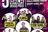 V Świąteczna Gala Disco Polo - Toruń