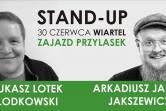 Stand-up Przylasek - Wiartel
