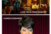 Live Foyn Friis Quintet oraz KAREN EDWARDS - Racibórz