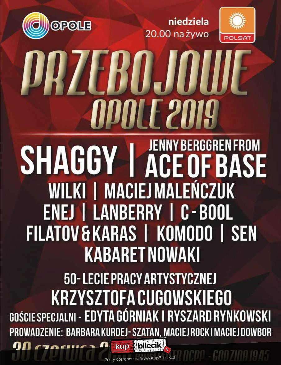 cecf7bded7c750 Przebojowe Opole - Jedziemy na Wakacje 2019 / Opole / 2019-06-30, 19 ...