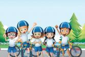 Zawody Rowerkowe dla dzieci - Koszalin