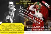 Halo tu Kielce: Maciej Maleńczuk, Genowefa Pigwa - Kielce