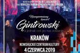 Gintrowski - a jednak coś po nas zostanie - koncert - Kraków