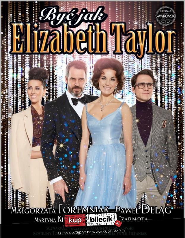Emocjonujący spektakl o życiu Elizabeth Taylor