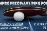 Improwizowany Ping Pong