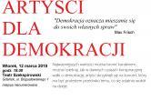 Artyści dla demokracji - Gdańsk