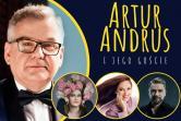 Artur Andrus i jego goście - Kraków