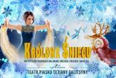 Teatr Piasku - Królowa Śniegu - Rzeszów