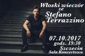 Włoski wieczór ze Stefano Terrazzino - Szczecin