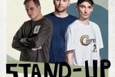 Stand-up: Paweł Chałupka, Jasiek Borkowski i Darek Gadowski - Iława