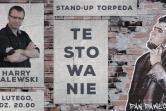 Stand-up: Harry Zalewski - Gdańsk