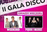II Gala Disco Polo z okazji Dnia Kobiet - Kępno