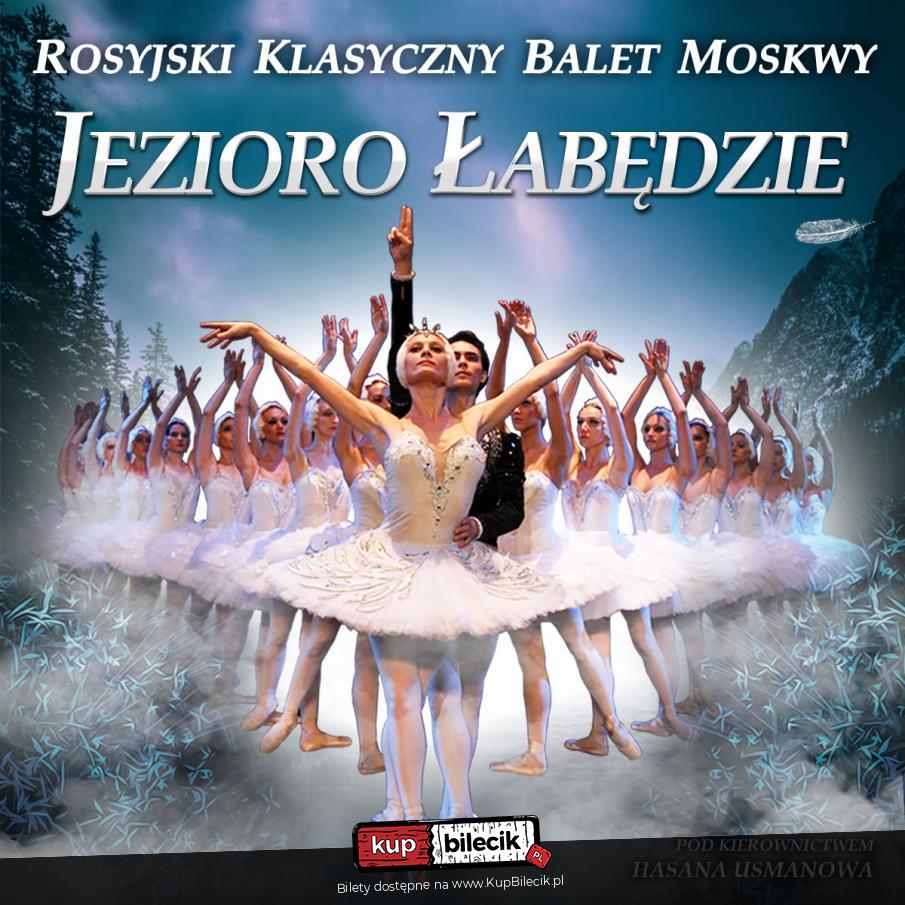 Znalezione obrazy dla zapytania balet moskiewski - jezioro łabędzie\