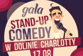Gala Stand-up Comedy w Dolinie Charlotty