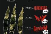 Przystanek Niepodległość - Hungarica, Gan, Pozytywka, Forteca - Knurów