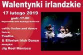 Walentynki Irlandzkie - koncert Celtic Fusion And Dance - Kielce