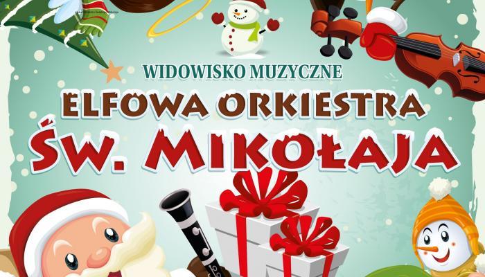 Genialny Elfowa Orkiestra Św. Mikołaja - Gdańsk / 2018-12-29 16:30 / 30217 WM48