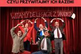 Zebranie, czyli przywitajmy ich razem! - Teatr Baj Pomorski   - Toruń