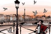 Pod dachami Paryża - wieczór muzyki francuskiej - Łódź