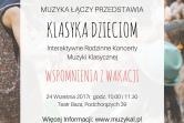 Klasyka dzieciom - Warszawa