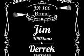 JD100 - Jim Williams and Derrek Carriveau Stand-Up in English