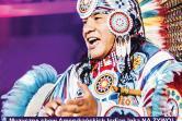 El Dorado Orchestra. Muzyczne Show Amerykańskich Indian Inka