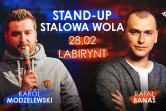 STAND-UP: Karol Modzelewski & Rafał Banaś - Stalowa Wola