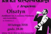 Recital Jacka Stęszewskiego z zespołem (TriO) - Olsztyn