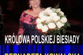 Królowa polskiej muzyki biesiadnej !!!
