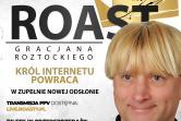 Roast Gracjana Roztockiego - Poznań