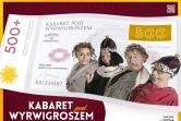Artystyczne Lato w Międzyzdrojach - Kabaret pod Wyrwigroszem w programie 500+
