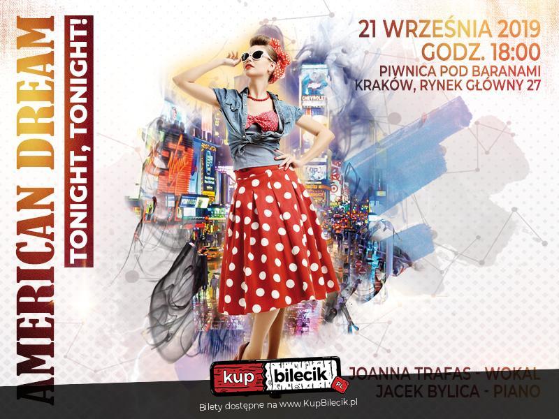 American Dream Kraków 2019 09 21 1800 Kup Bilet