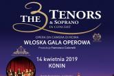 The 3 Tenors & Soprano - Włoska Gala Operetkowa - Konin
